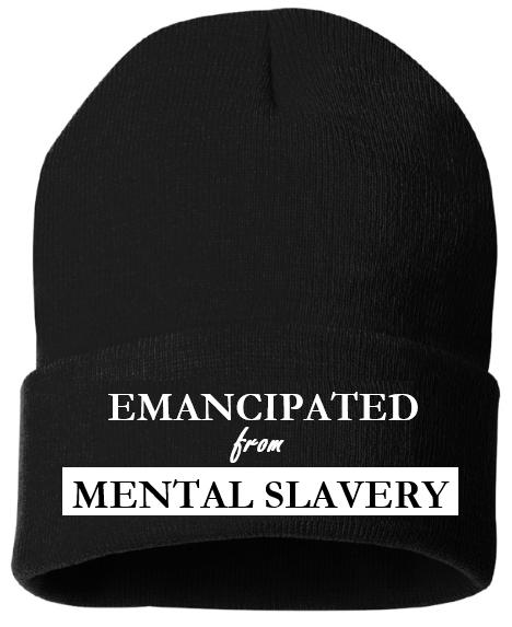 Emancipated - Toque - BLACK