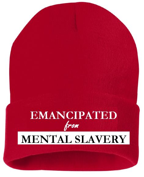 Emancipated - Toque - RED